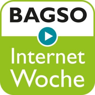 Logo der BAGSO InternetWoche