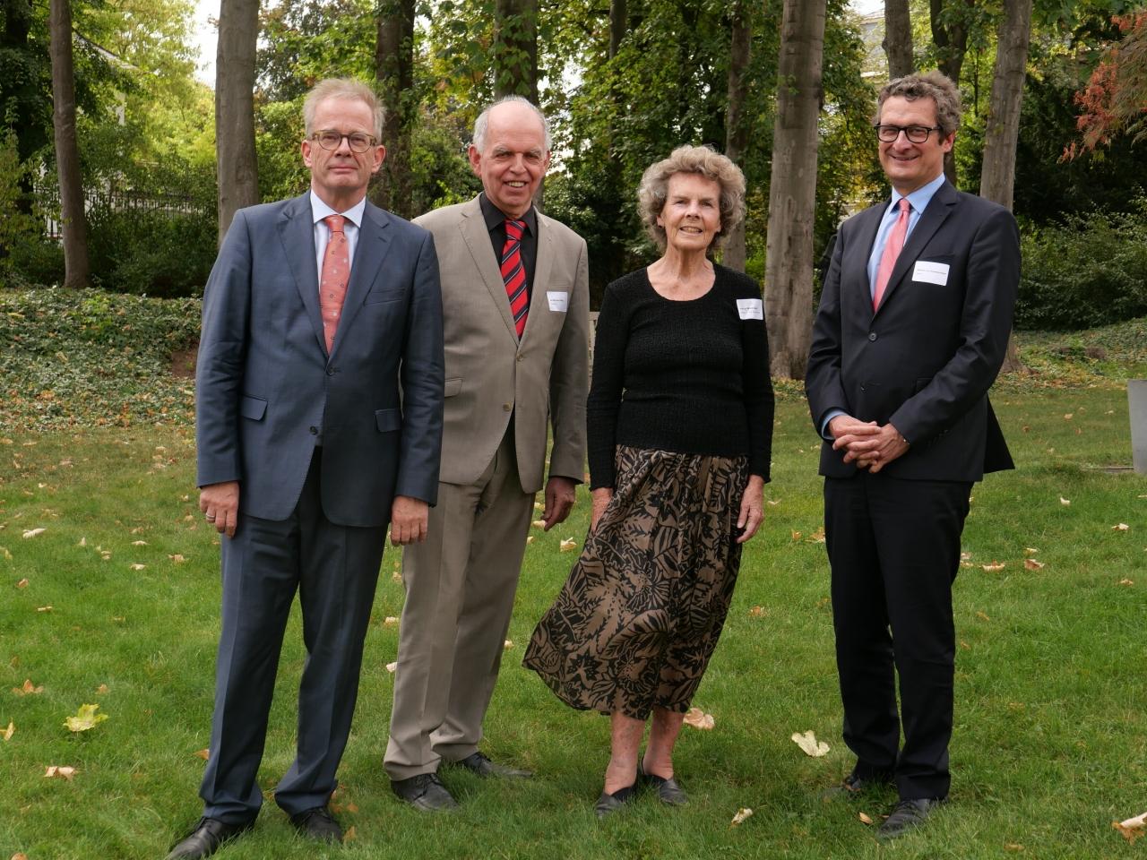Prof. Andreas Kruse, Karl Michael Griffig, Dr. Heidrun Mollenkopf, Dr. Matthias von Schwanenflügel